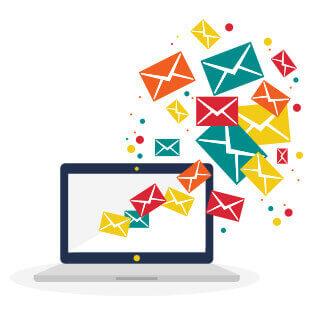 diseño de plantillas para mailing