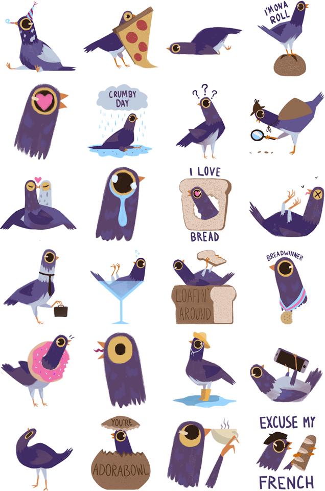 trash-doves